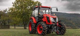 ZETOR presenta la última gama de tractores en el show de Edimburgo