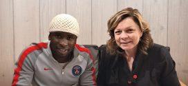 BKT partner de Iya Traoré, campeón de fútbol freestyle