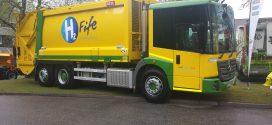 Primeros vehículos Dual Fuel del mundo de recogida de residuos con transmisiones Allison