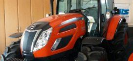 Tracto Lorca presenta el tractor Kioti PX