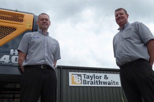 Taylor & Braithwaite celebran 50 años de negocio