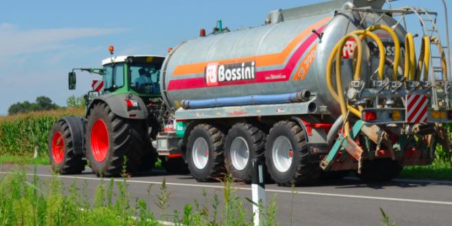 BKT dedica específicos neumáticos a las operaciones de transporte