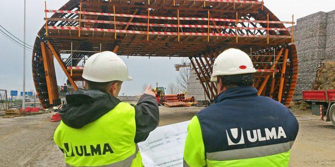 Soluciones ULMA en el túnel más ancho de la Península Ibérica