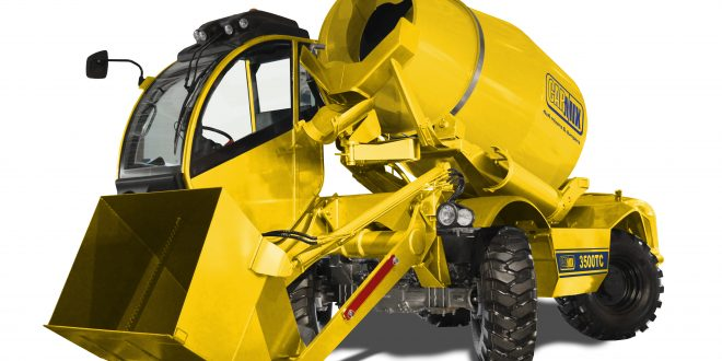 Carmix 3500 TC: el diseño entra en la obra