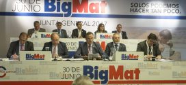 BIGMAT nombra presidente a Francisco Moreno en su junta general 2017