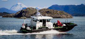 Dos grúas marinas Fassi para la NCA