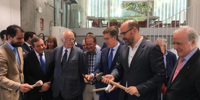 La Fundación Laboral de la Construcción inaugura  en Galicia el Centro de Formación de Referencia en Rehabilitación