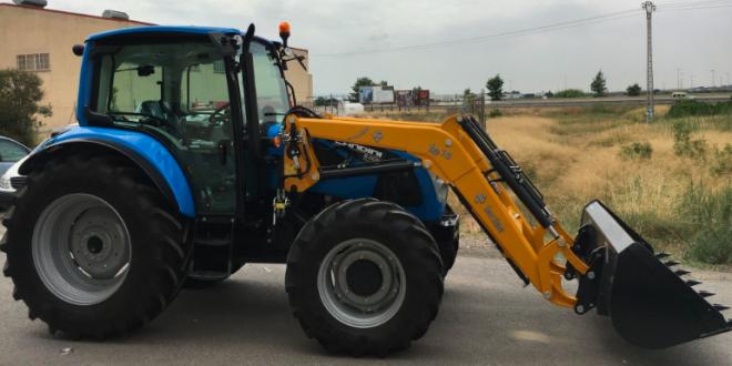 Catron Internacional entrega el nuevo LANDINI 5H-110