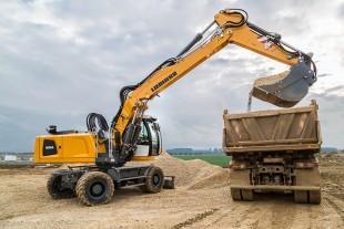 Liebherr presenta máquinas especiales para operaciones de cantera en Steinexpo 2017