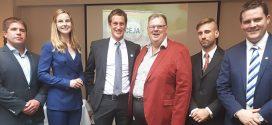 Massey Ferguson en el nombramiento del nuevo presidente del CEJA