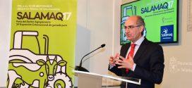 Salamaq vuelve a crecer tanto en expositores como en superficie en 2017
