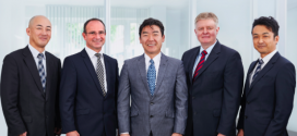 Nueva dirección de TADANO FAUN GmbH: Kenichi Sawada sucede a Alexander