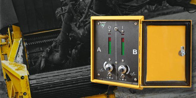 Introducción del sistema Damage Defense de Vermeer para trituradoras de tolva y horizontales