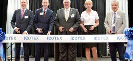 Celebración de la gran apertura de Icotex Facility
