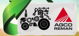 AGCO Reman, el proceso especializado de reacondicionamiento de piezas