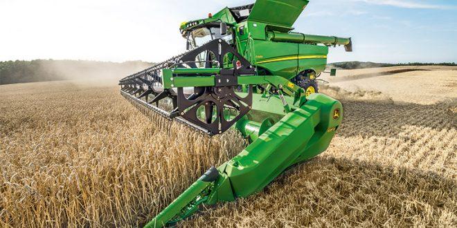 Cosechadoras John Deere para todos los campos, cultivos y condiciones