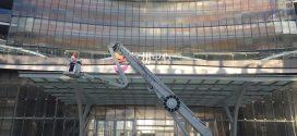 TCA LIFT entrega una FALCON SPIDER FS520C a Suzhou Mall en China