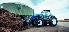 New Holland Agriculture presenta un tractor conceptual alimentado con metano