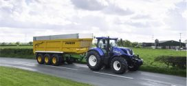 New Holland Agriculture introduce mejoras importantes en la gama T7