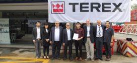 Crane World Asia incorpora  13 nuevas grúas torre de grúa Terex® CTL 260-18
