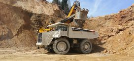 Terex Trucks aumenta la productividad en una mina de cobre rumana