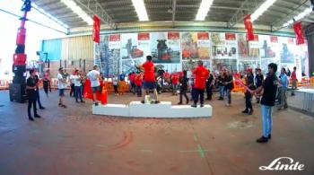 Final de infarto en la Copa Nacional de Carretilleros Linde