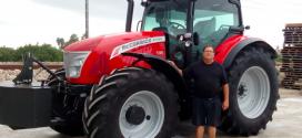 Entrega en Sueca de un tractor McCORMICK X7.440 PRO-DRIVE