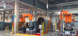 Continental inaugura una nueva fábrica para neumáticos agrícolas en Portugal