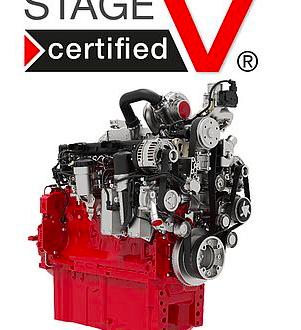 DEUTZ, primer fabricante de motores en el mundo que recibe el certificado de nivel de emisiones EU Stage V