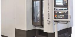 Samputensili pondrá de relieve el SG 160 Skygrind en EMO Hannover 2017