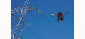 GAM presenta sus servicios de ingeniería drone en Expodrónica