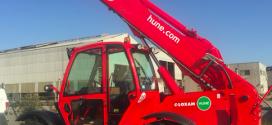 HUNE confía en JCB para la ampliación de su flota en España