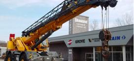 Shawmut Equipment celebra 60 años en el sector de la elevación