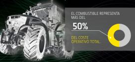 Programa de garantía de consumo de combustible del JOHN DEERE 7R