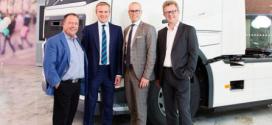 Acuerdo récord para Volvo Trucks