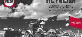 Reyvena Serviteco, organiza una jornada de pruebas en el campo en Ribaforada
