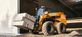 CASE actualiza las minicargadoras y cargadoras compactas de cadenas