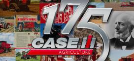 Case IH conmemora su 175 aniversario con el lanzamiento del primer tractor CVT de orugas