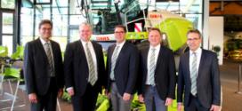 CLAAS Vertriebsgesellschaft asignó una mayor responsabilidad regional