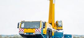 Terex Cranes lanza la nueva Demag AC 300-6