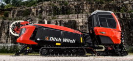 Ditch Witch lanza la nueva AT40