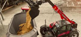 Case IH lanzará la actualización de las manipuladoras telescópicas Farmlift