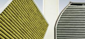 Filtros de aire de habitáculo de MANN-FILTER