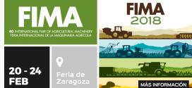 FIMA 2018, abierto el plazo de presentación para el Concurso de Novedades Técnicas