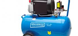 Nueva gama de compresores Serie Advance de Imcoinsa