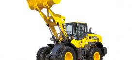 Komatsu Europe presenta la nueva cargadora de ruedas WA200-8
