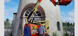 Riwal entrega la primera JLG H340AJ en Países Bajos a Xtra Materieel