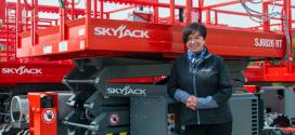 Chantal Theoret, nueva gerente global de comunicaciones de marketing de Skyjack