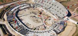 ULMA Construction participa en el estadio Wanda Metropolitano en Madrid
