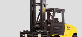 Yale lanza la nueva carretilla eléctrica contrapesada de 8 toneladas